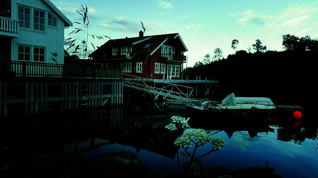 Лофотены. Свольвер. Деревня Å. Рыбный стол Норвегии 015