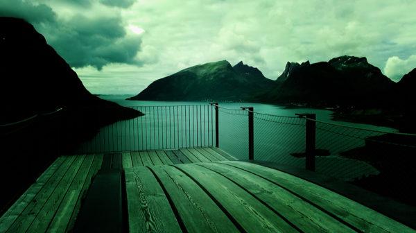 С высокой кухни через мост в небо и Рыболовный Диснейленд 018