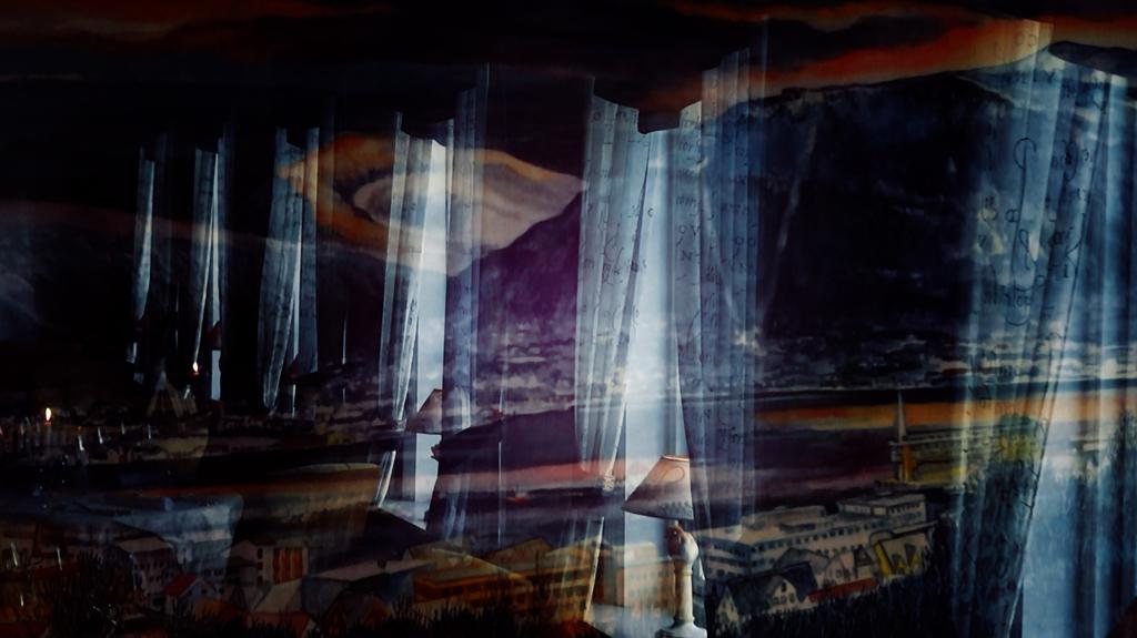 С высокой кухни через мост в небо и Рыболовный Диснейленд 04
