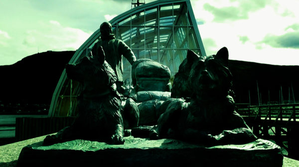 Тромсё. Голубые маки и странный Амундсен 15