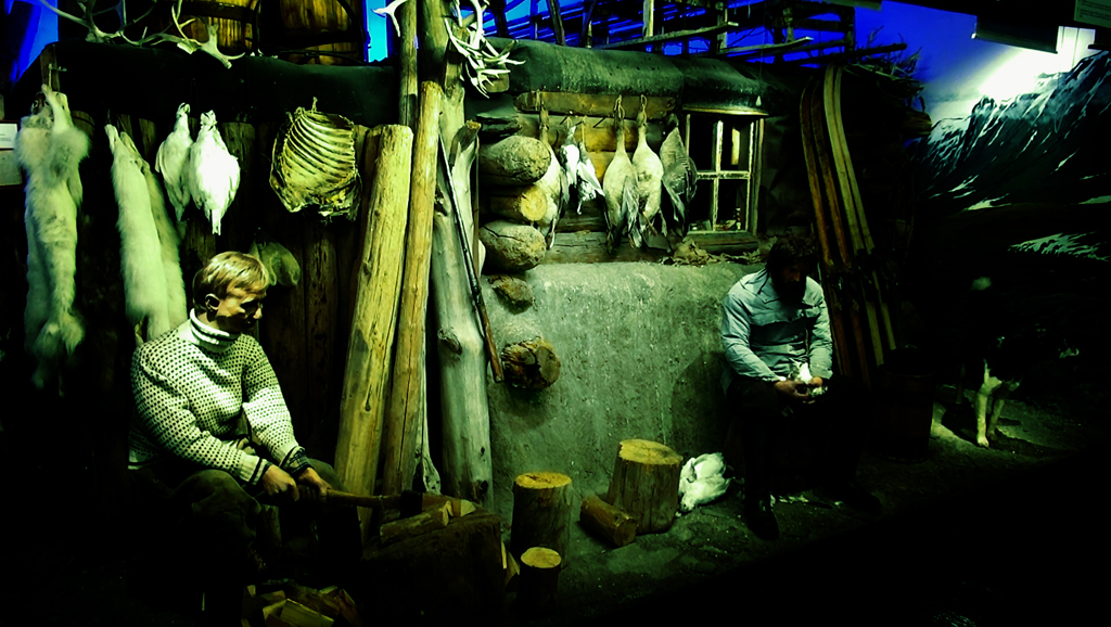 Тромсё. Голубые маки и странный Амундсен 30