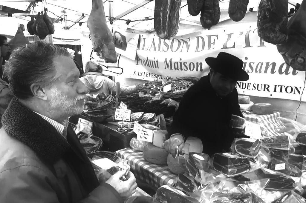Компьеньский рынок