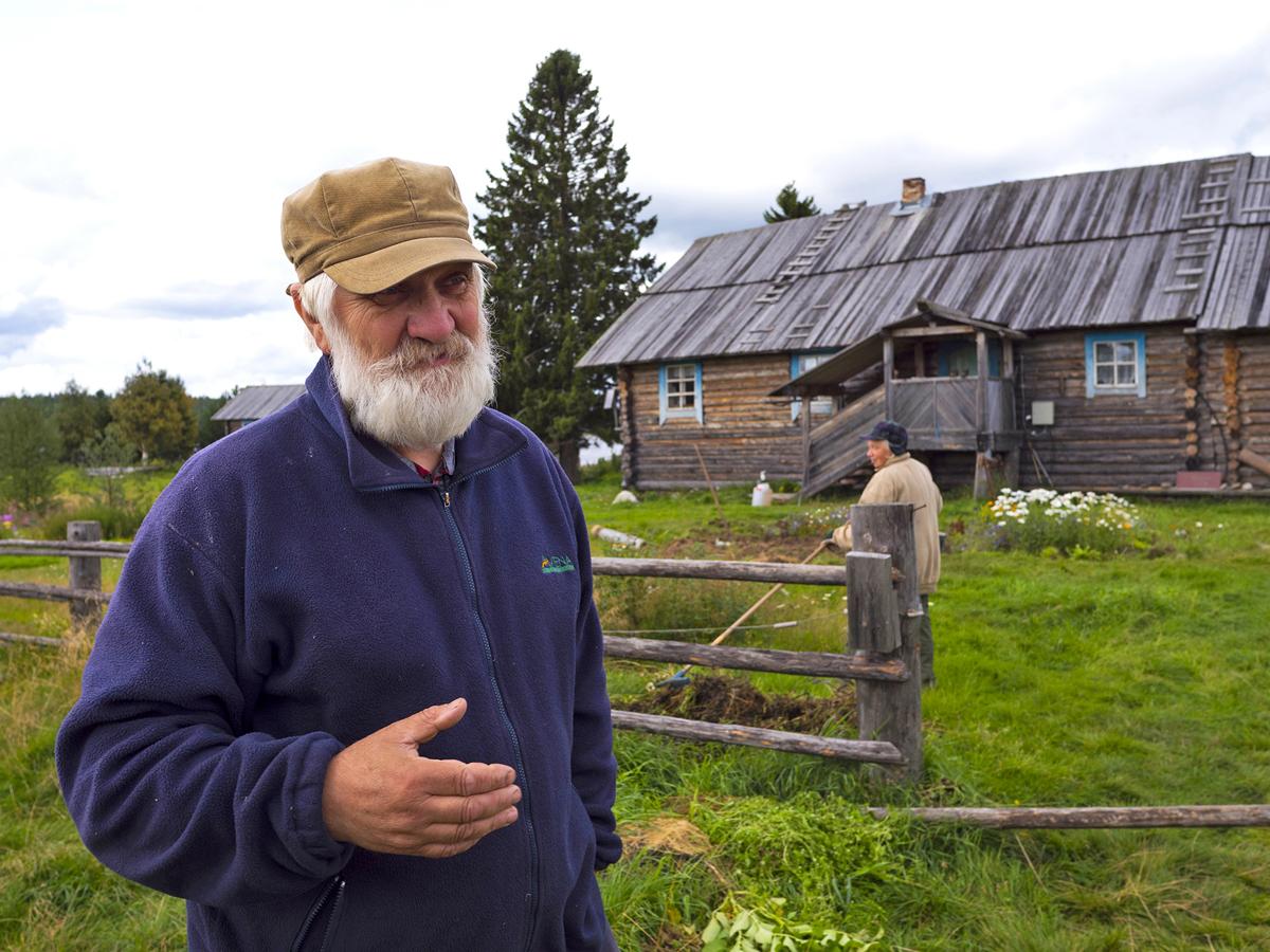 Экскурсия в деревню Хайколя — этнографическая экскурсия летом 013