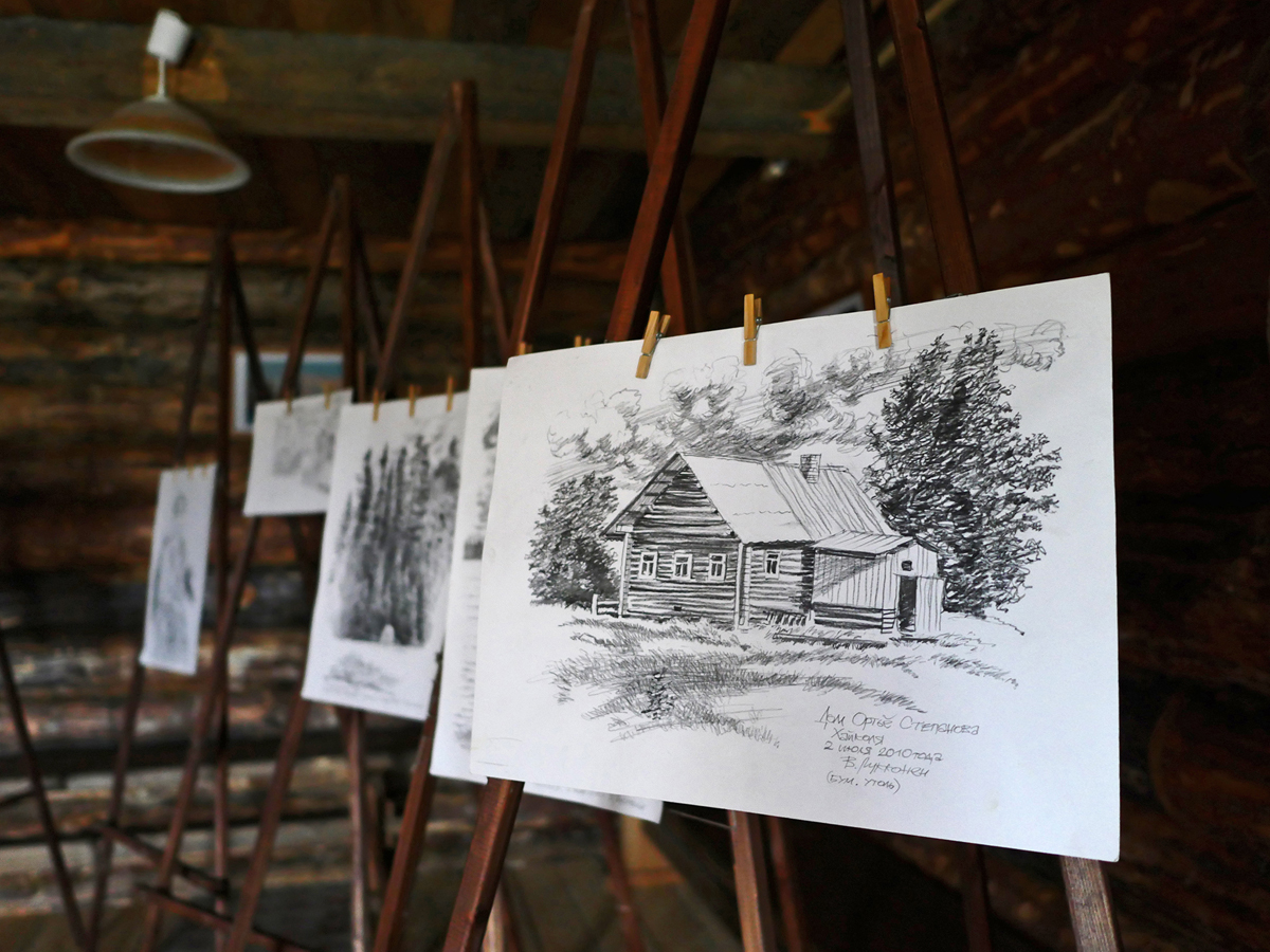 Экскурсия в деревню Хайколя — этнографическая экскурсия летом 014