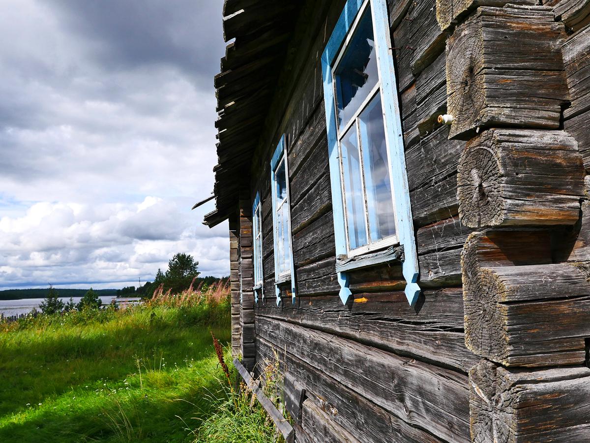 Экскурсия в деревню Хайколя — этнографическая экскурсия летом 09
