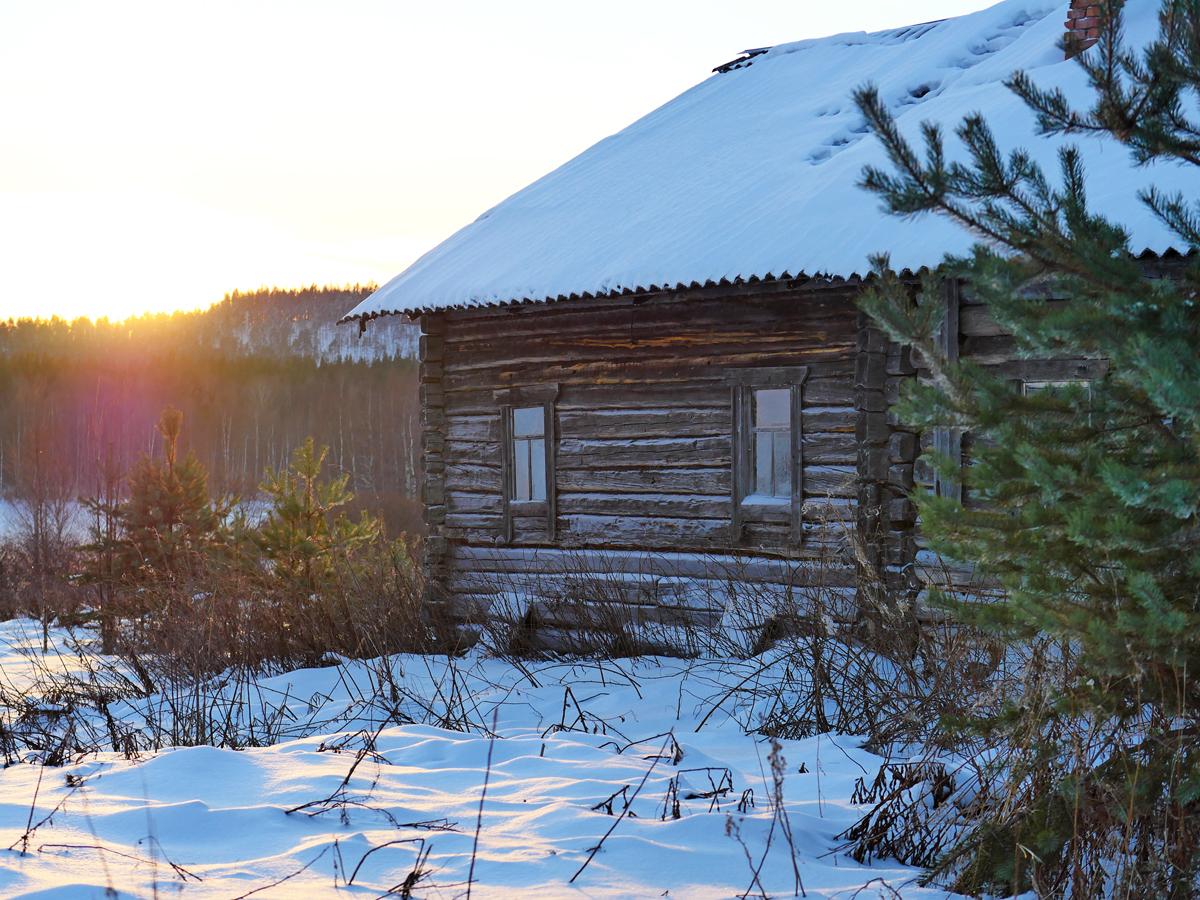 Снегоходы в Северной Карелии 013