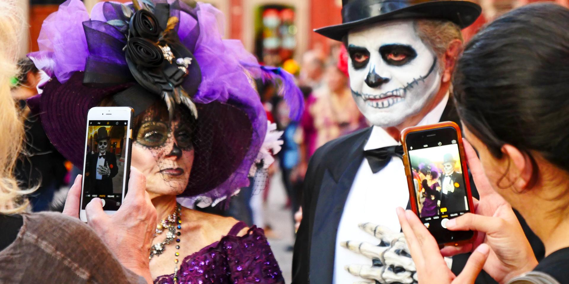Mexico Día de los Muertos