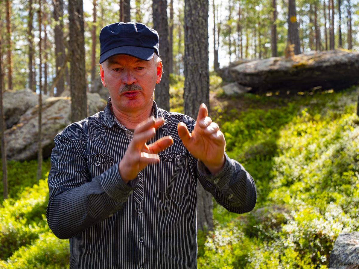 Venehjärvi место, где хочется умереть или вновь родиться 018