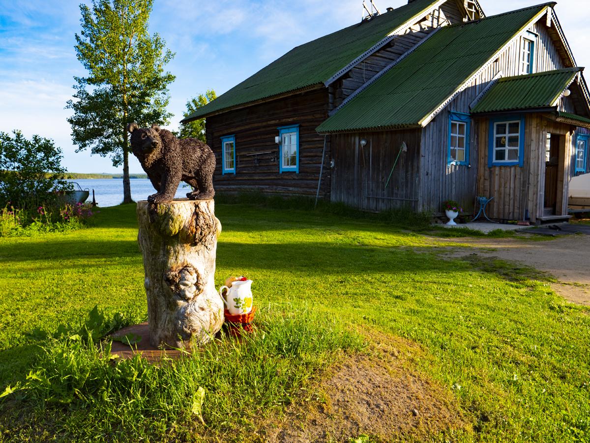 Venehjärvi место, где хочется умереть или вновь родиться 03