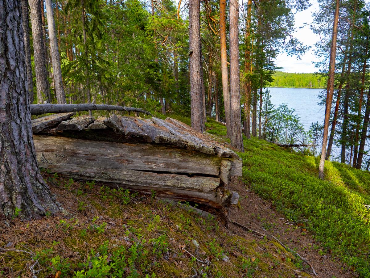 Venehjärvi место, где хочется умереть или вновь родиться 033