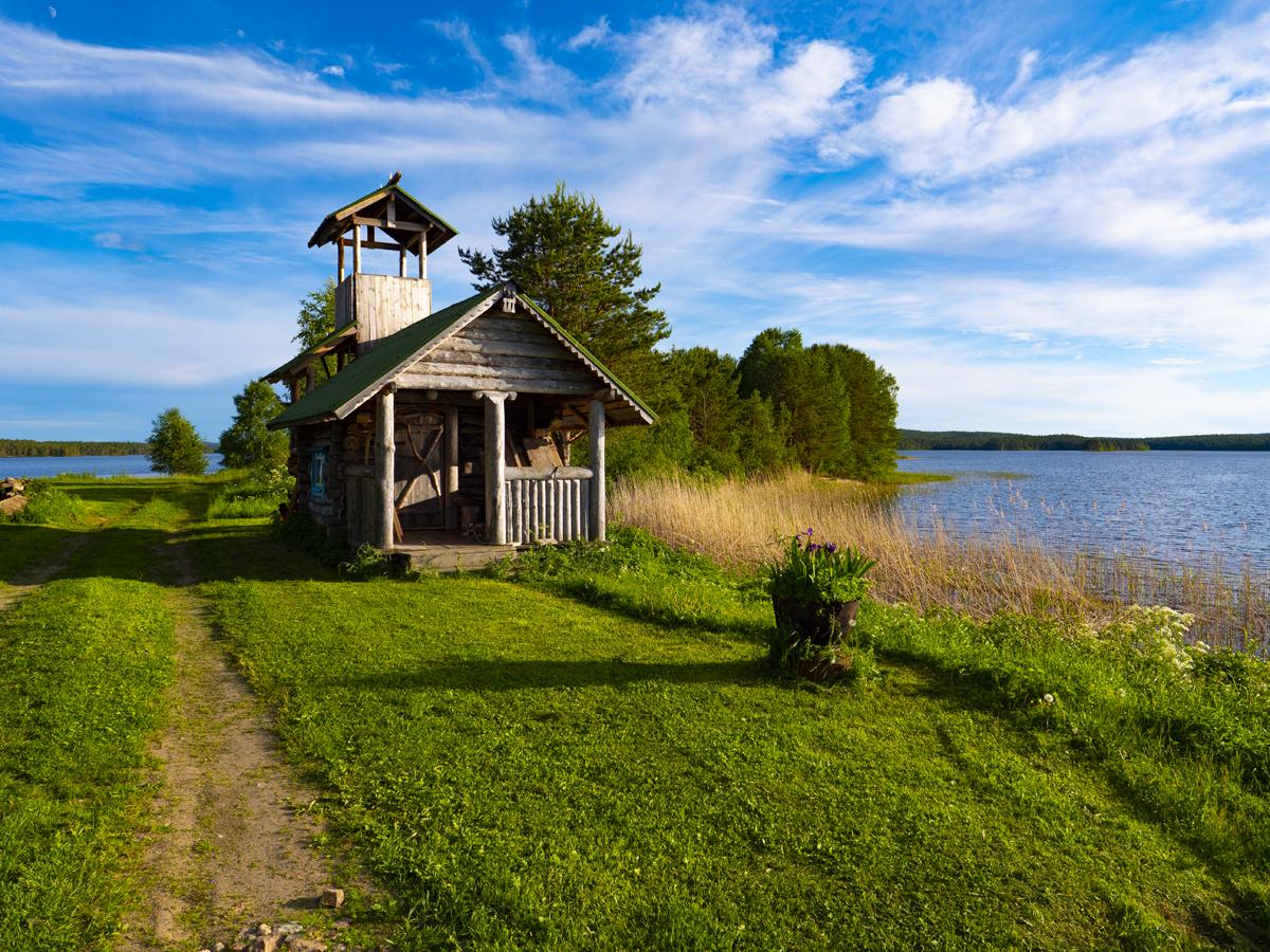Venehjärvi место, где хочется умереть или вновь родиться 041