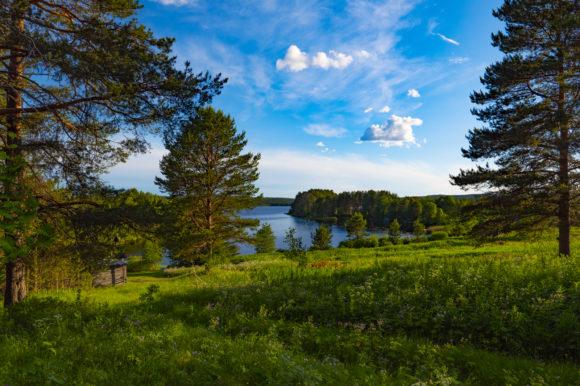 Venehjärvi: место, где хочется умереть или вновь родиться