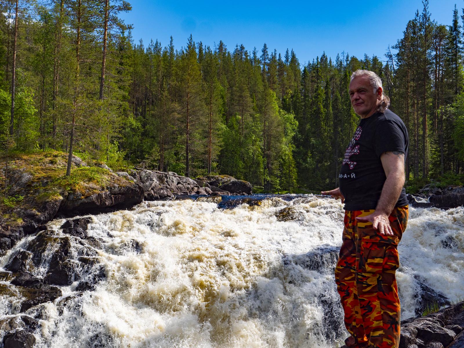 Другой мир, шаманы и дикая природа 48 часов магии Северной Карелии 016