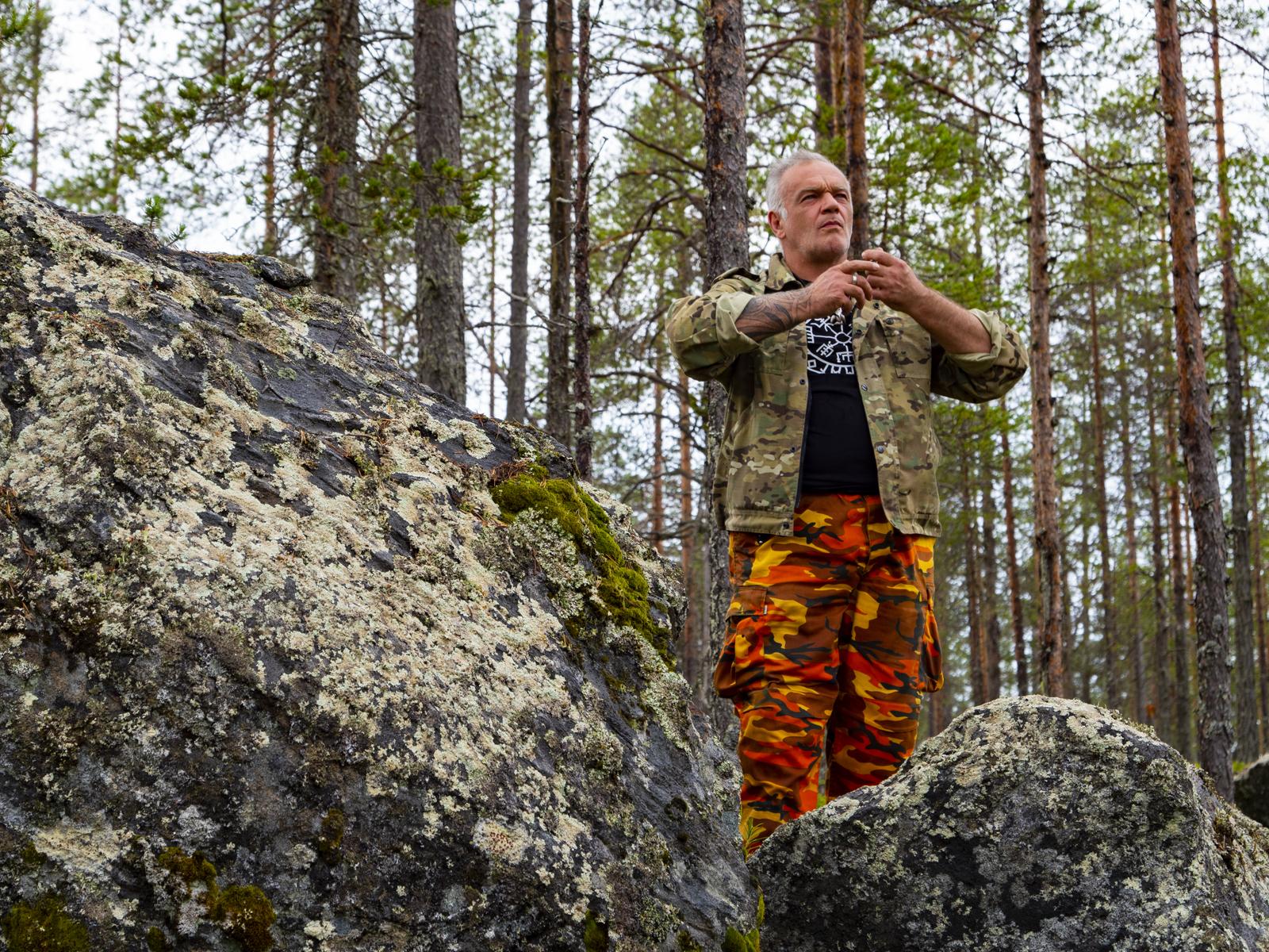 Другой мир, шаманы и дикая природа 48 часов магии Северной Карелии