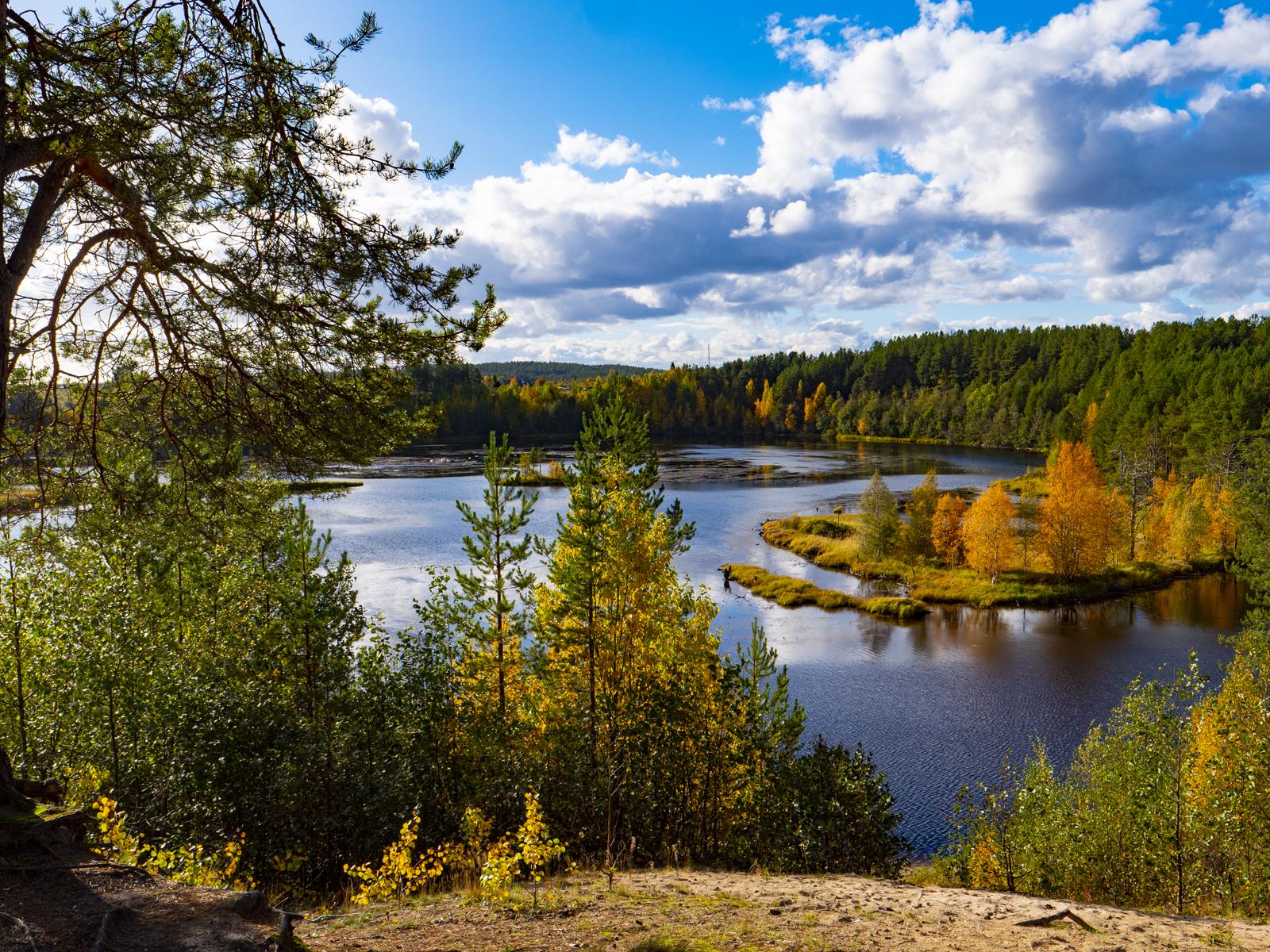 Осень в Северной Карелии 010