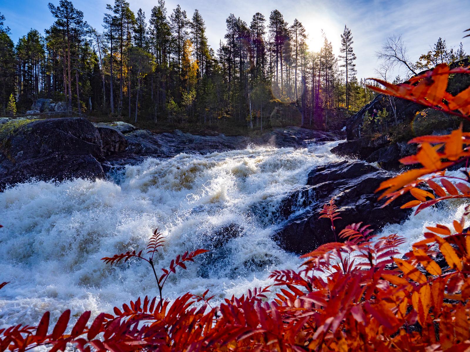 Осень в Северной Карелии 08